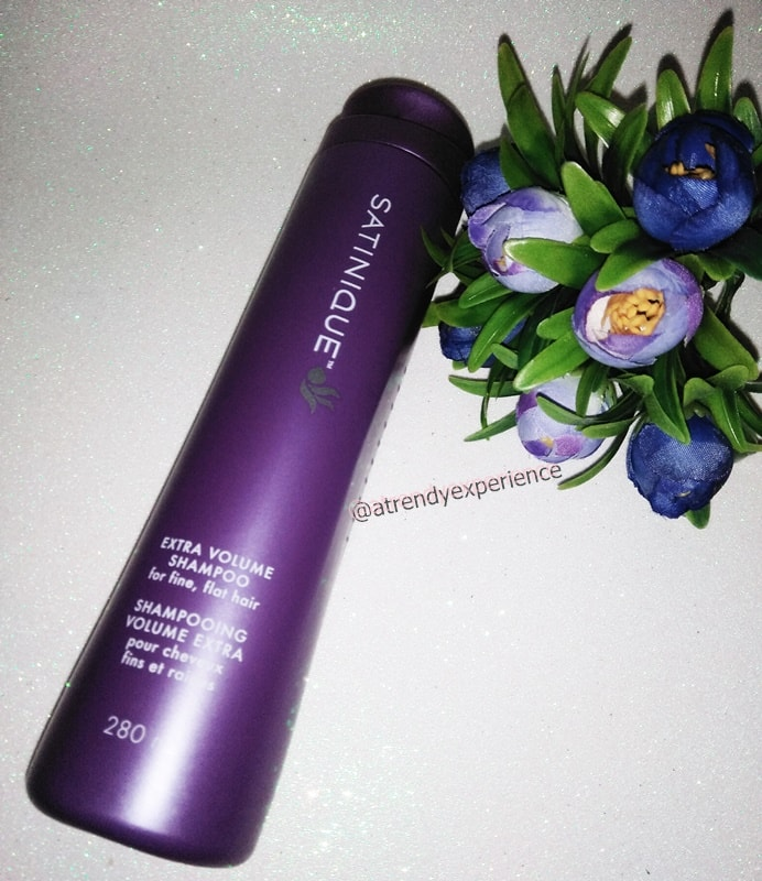 Amway Shampoo Extra Volume SATINIQUE™