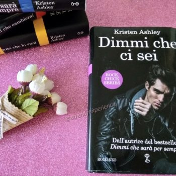 dimmi che ci sei – kristen ashley-min