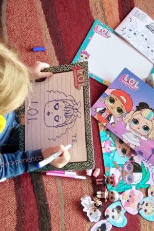 giochi lol surprise scuola di disegno lisciani-min
