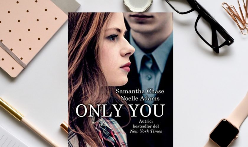only you samantha chase-min