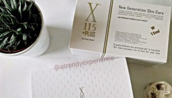 X115 + PLUS New Generation Skin Care cofanetto-min
