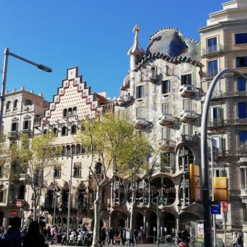 Come visitare Casa Batllò a Barcellona