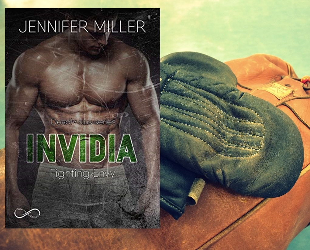 Invidia - Fighting Envy di Jennifer Miller - Deadly Sins series