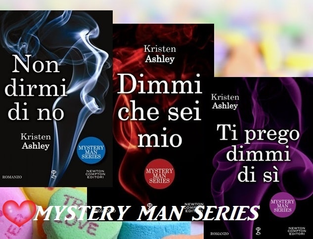 Mystery Man Series - Kristen Ashley recensione