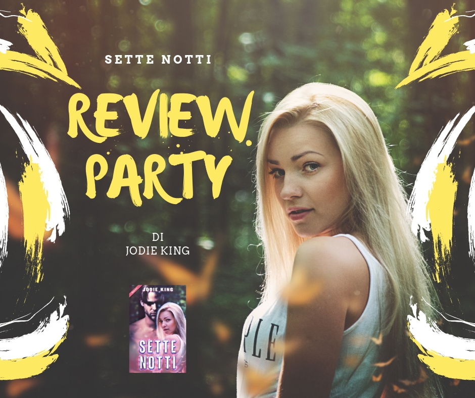Sette Notti di Jodie King - Review Party