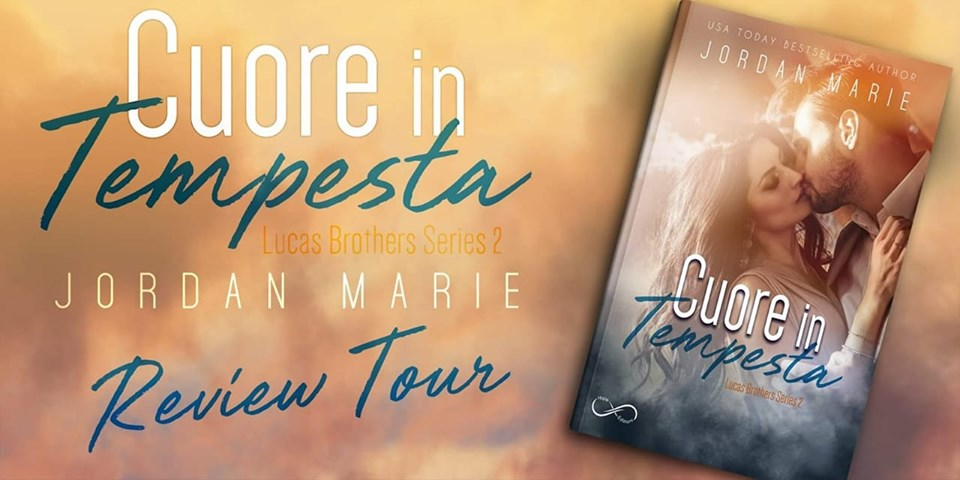 Cuore in Tempesta di Jordan Marie Review Tour