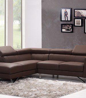 divano artigianale ad angolo