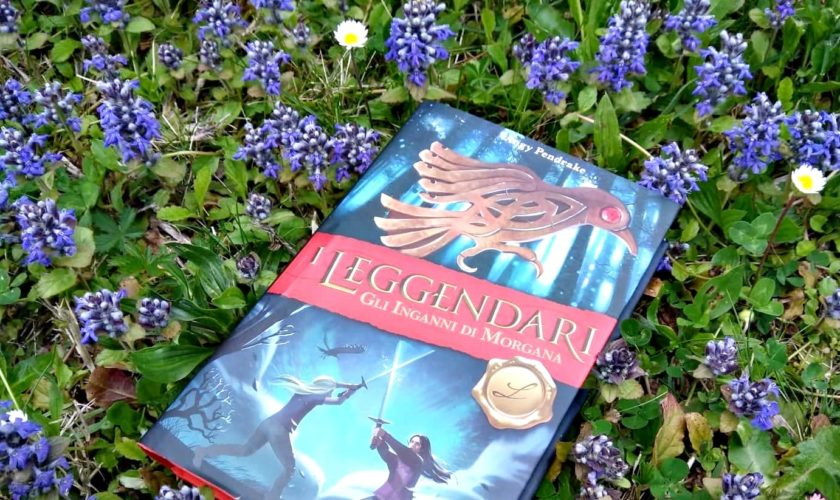 i leggendari – gli inganni di morgana – angy pendrake-min (1)