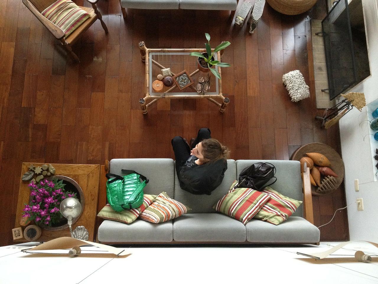 consigli per arredare un soggiorno piccolo