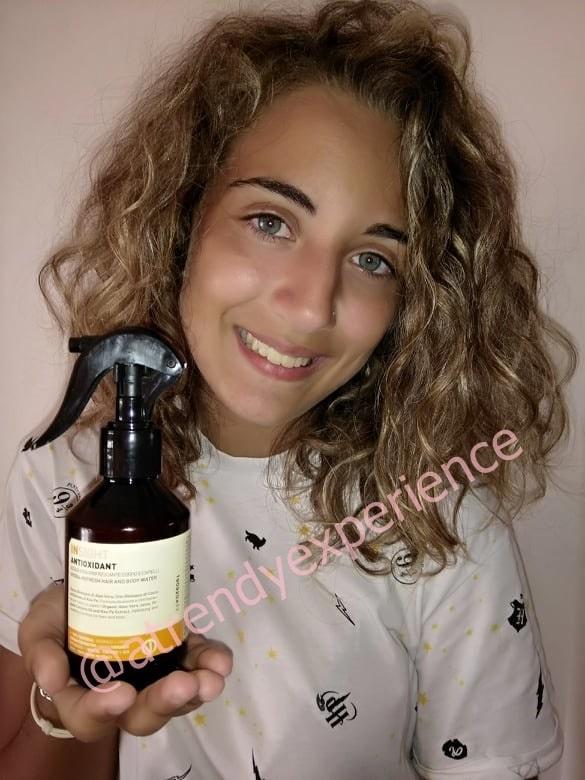 Insight antioxidant recesione spray protettivo capelli