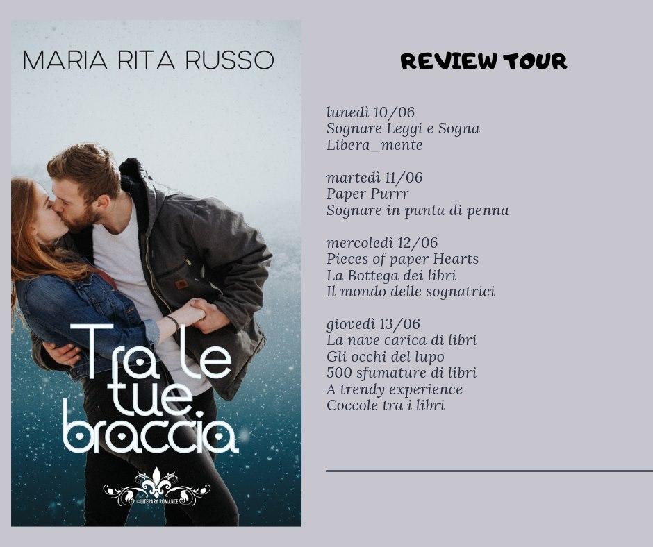 Tra Le Tue Braccia di Maria Rita Russo