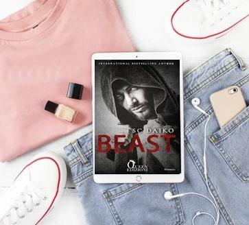 Beast di S.C. Daiko recensione di atrendyexperience