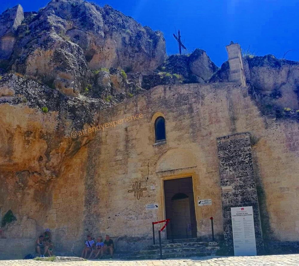 Matera chiesa di Santa Maria di Idris