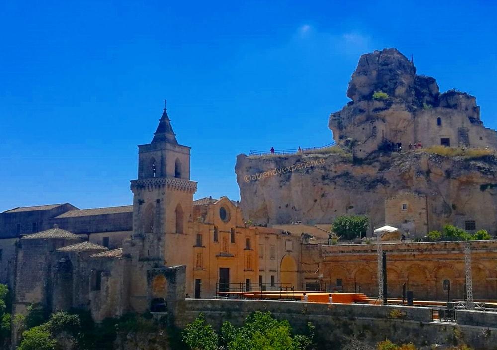 Matera chiesa di San Pietro e Paolo