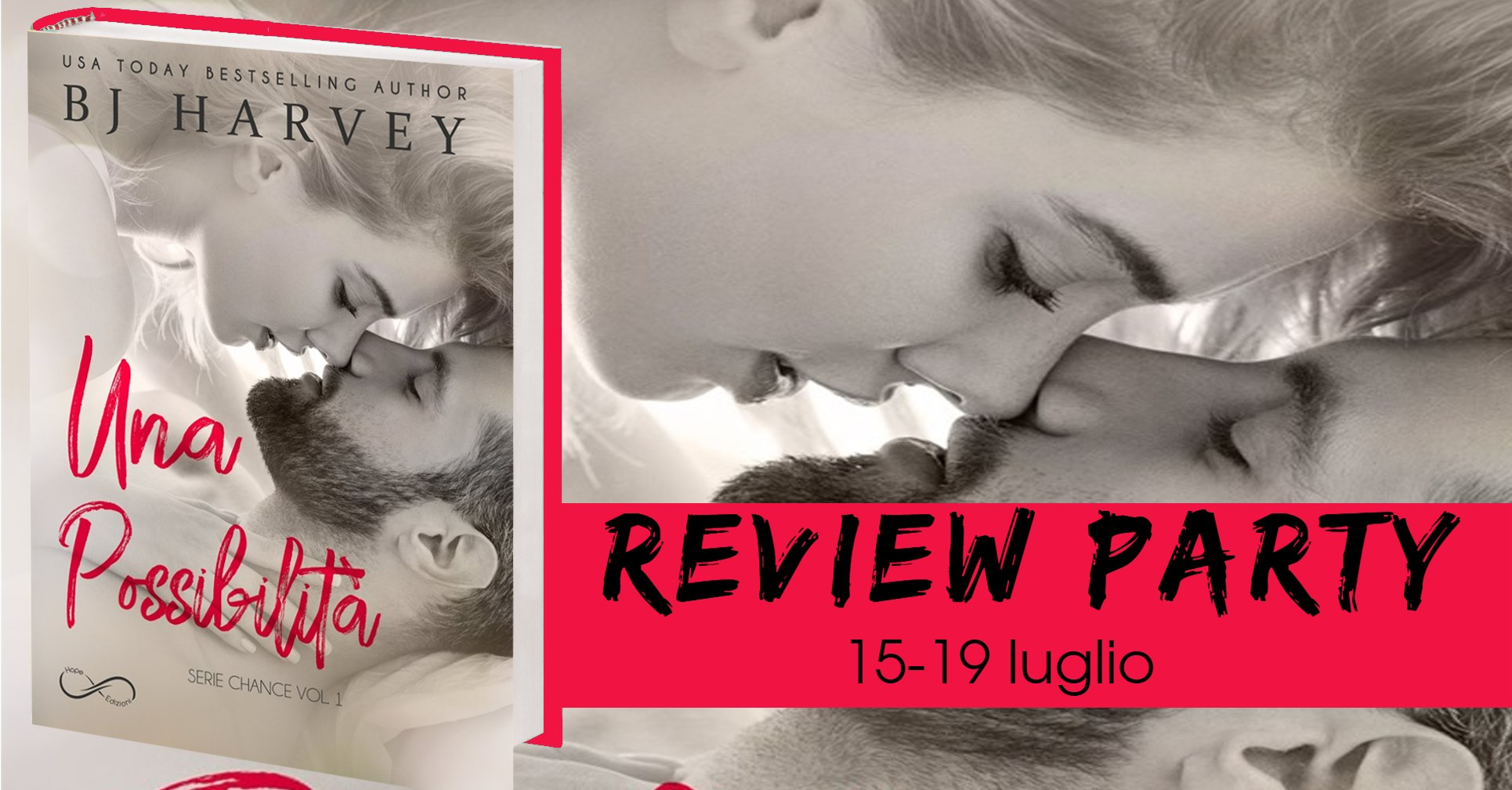 Una Possibilità di B.J. Harvey recensione atrendyexperience review party