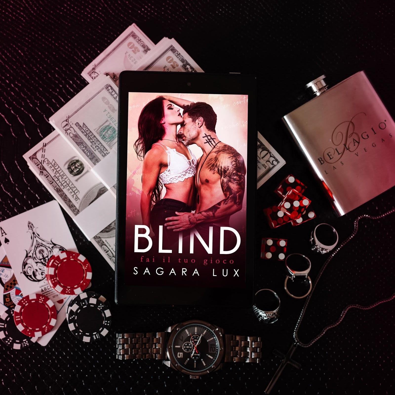 Blind: Fai il tuo gioco di Sagara Lux recensione