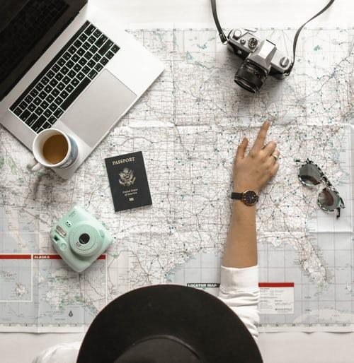 organizzare viaggi estero