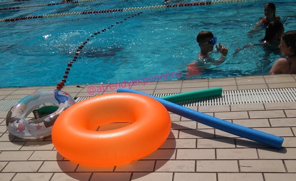 presidi galleggianti per bambini