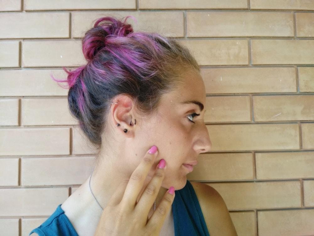 i miei piercing orecchio