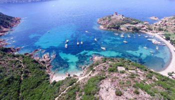 Paesaggi della Corsica