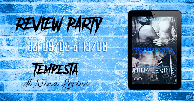 Tempesta di nina levine, Storm MC #1 recensione e review party