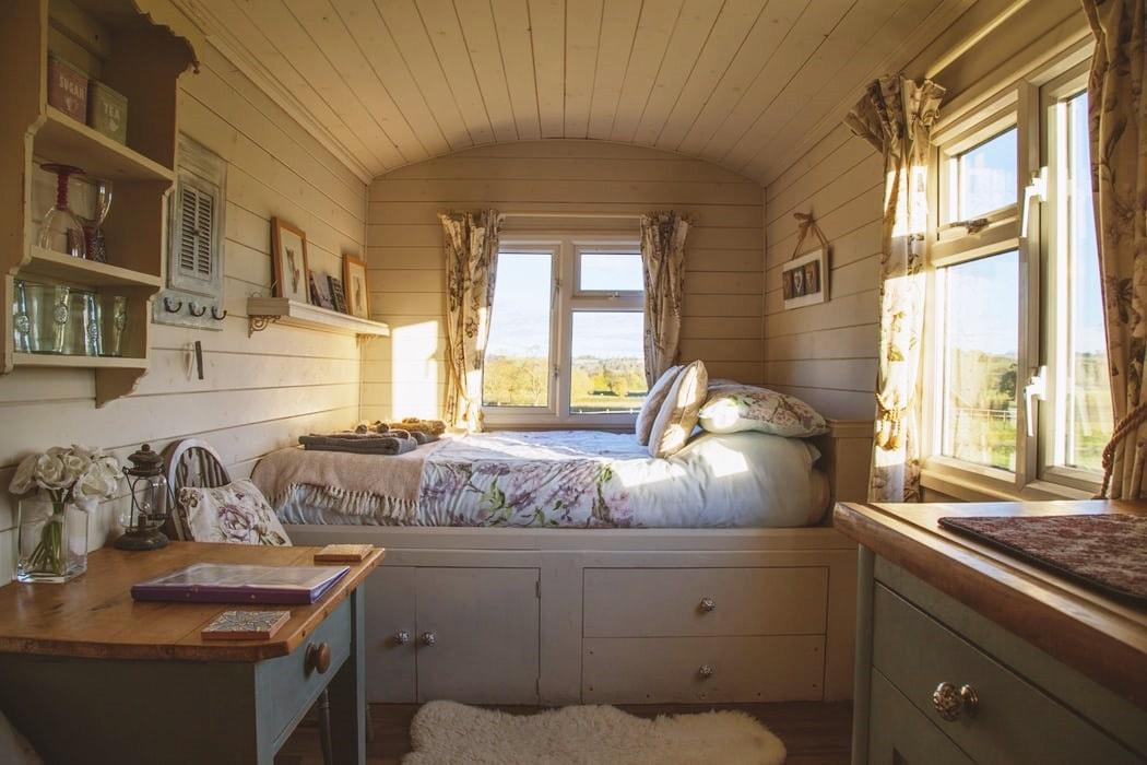 Come arredare una camera da letto piccola - A Trendy Experience