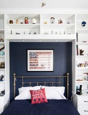 Come arredare una camera da letto piccola