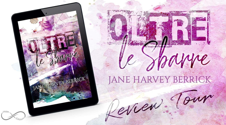 Oltre le Sbarre di Jane Harvey Berrick cover review tour hope edizioni