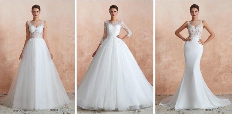abiti da sposa bm bridal