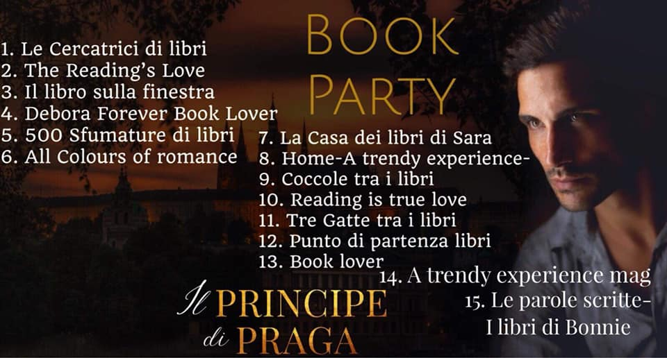 cover review party il principe di praga