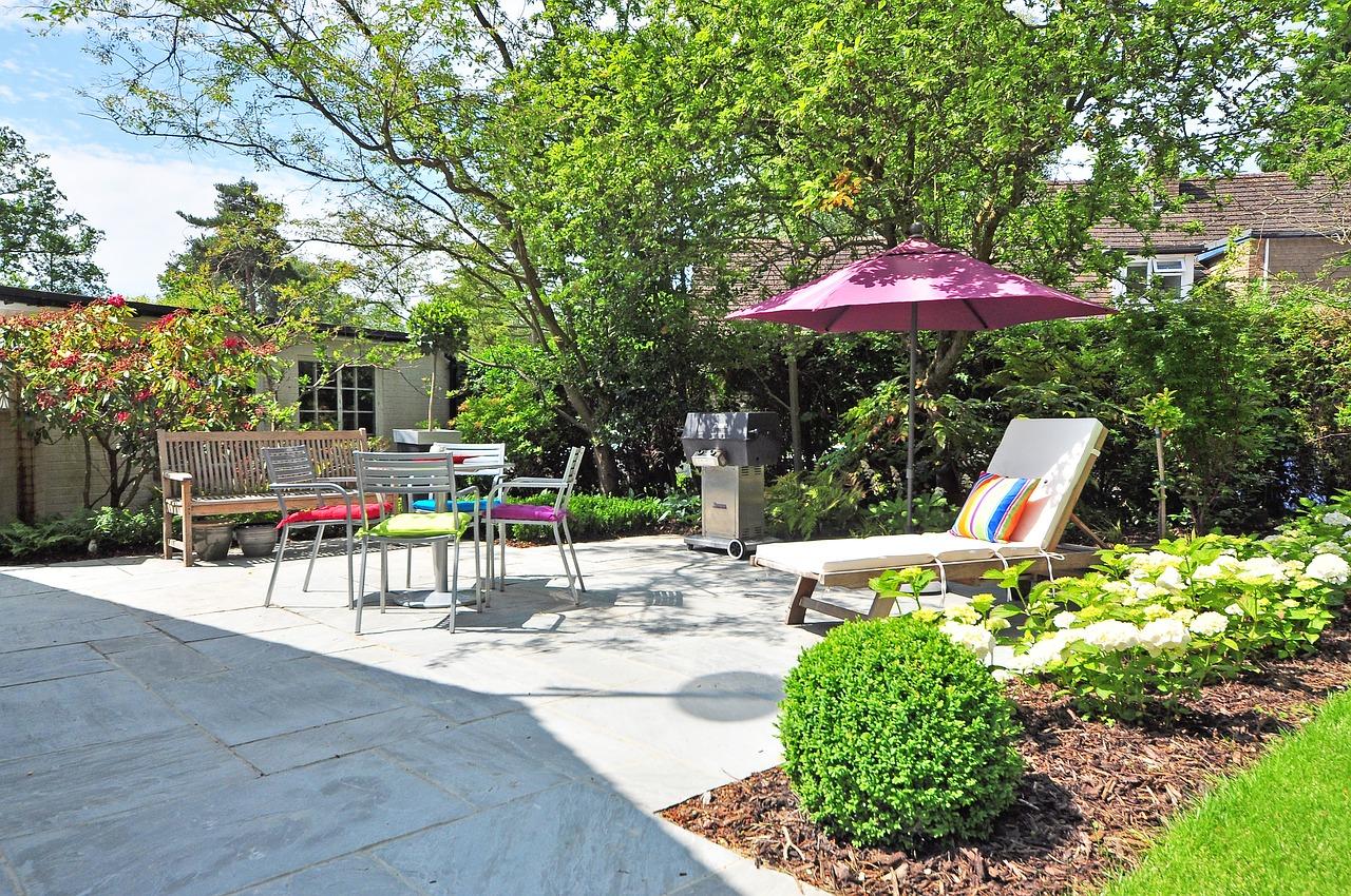 consigli per arredare un giardino piccolo