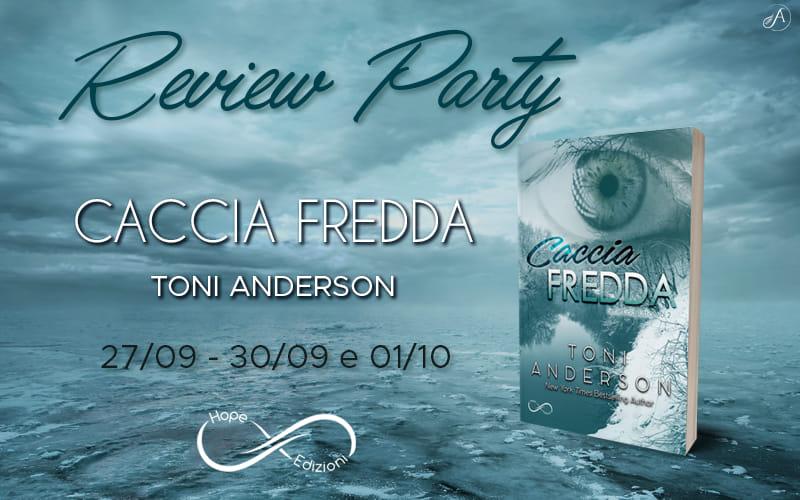 Caccia Fredda di Toni Anderson - Serie Cold Justice #2
