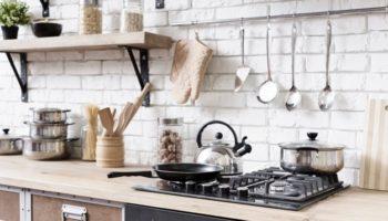 cucina pulita e organizzata trucchi