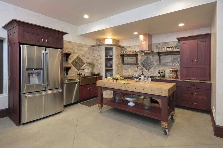 arredamento rustico cucina nuova idea per la casa