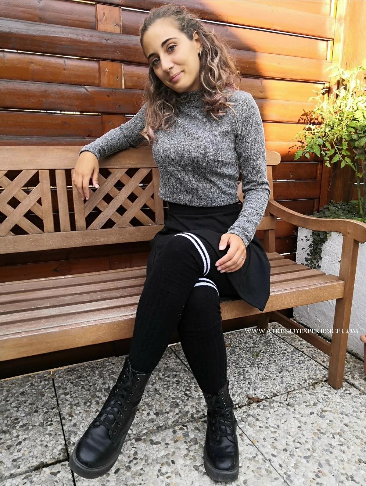 moda autunno inverno come abbinare le calze parigine
