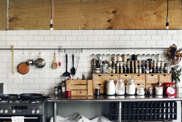 I trucchi per una cucina ordinata e organizzata