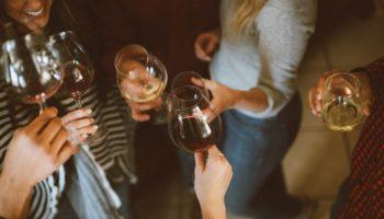 organizzare una serata tra amiche