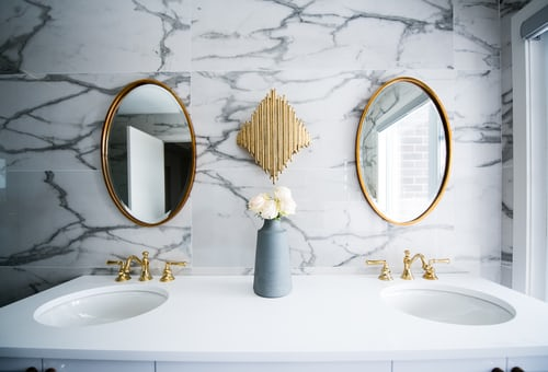 come decorare il bagno per renderlo accogliente