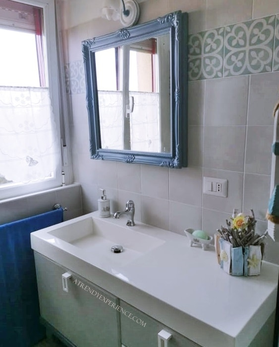 come decorare e profumare il bagno