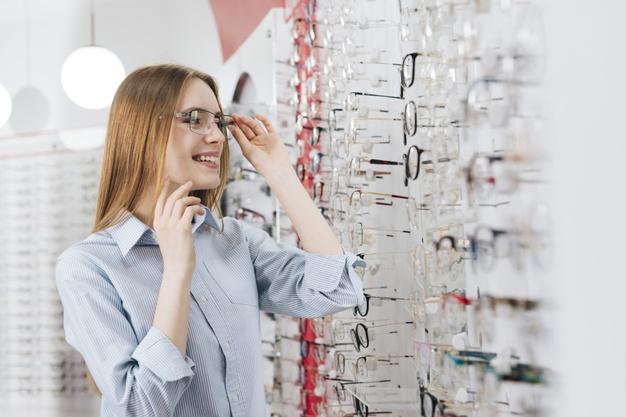 marche di occhiali e dove provarli