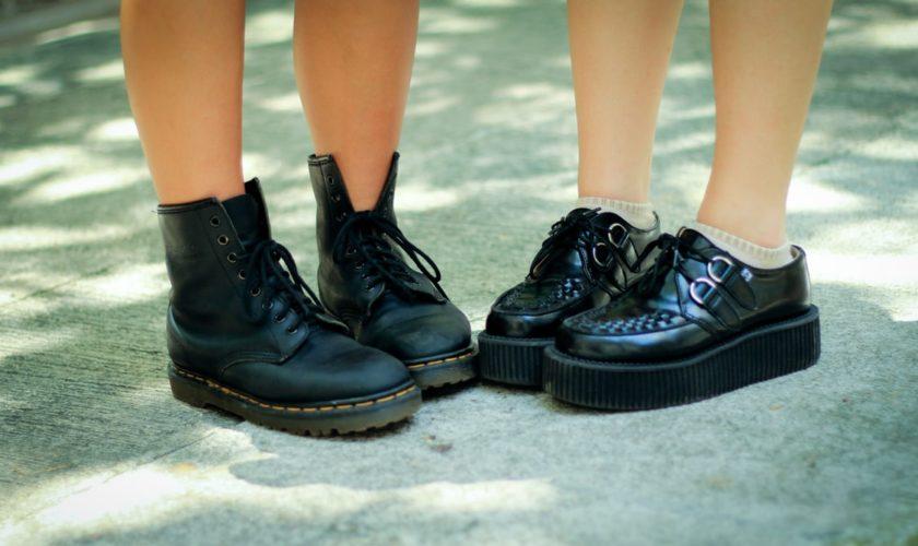 stivali e scarpe di tendenza autunno inverno
