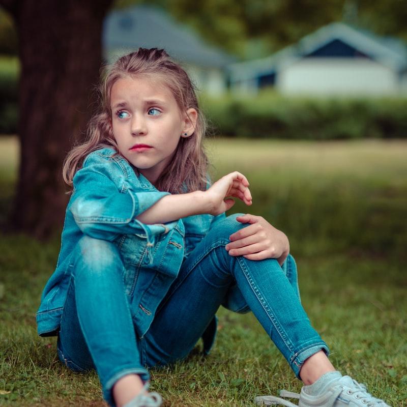 ansia nei bambini e adolescenti