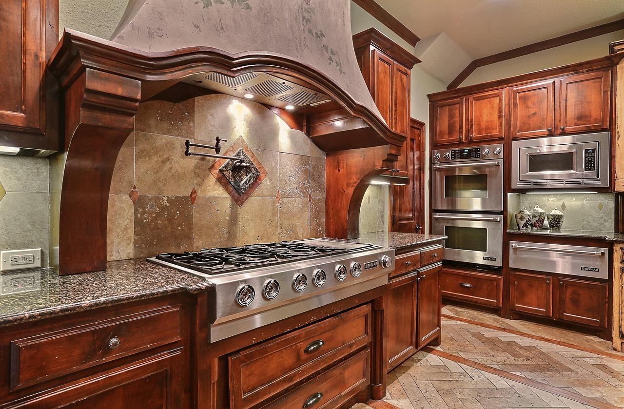 Arredamento Di Design: cucina in acciaio inox