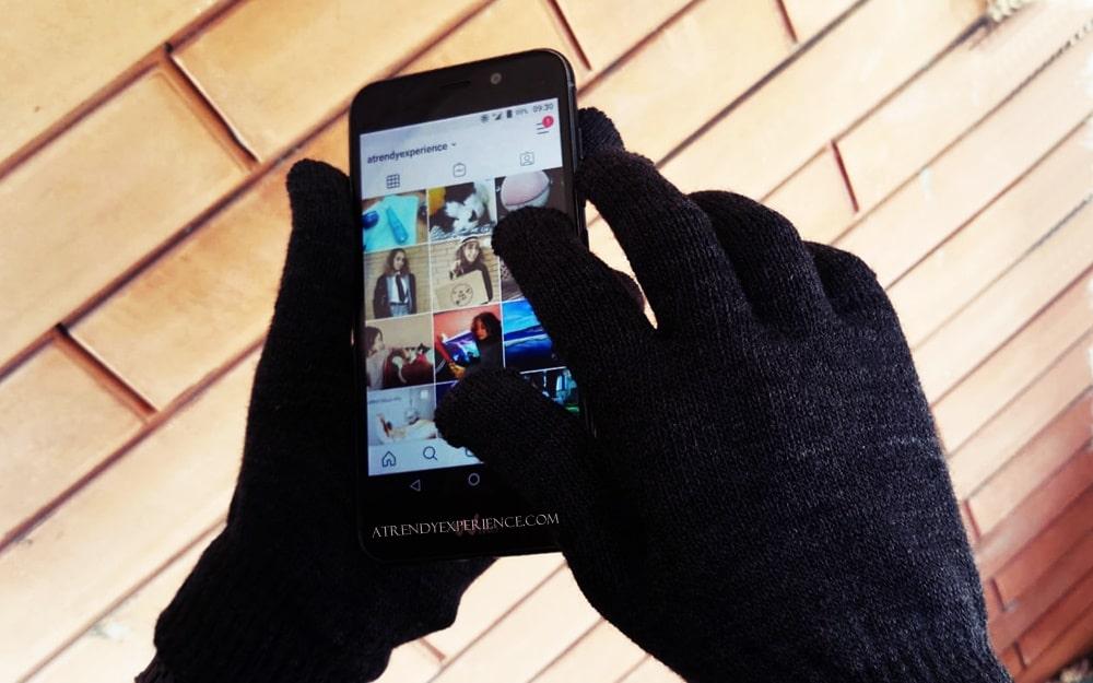 Guanti touch screen capacitivi: cosa sono, come funzionano e dove trovarli
