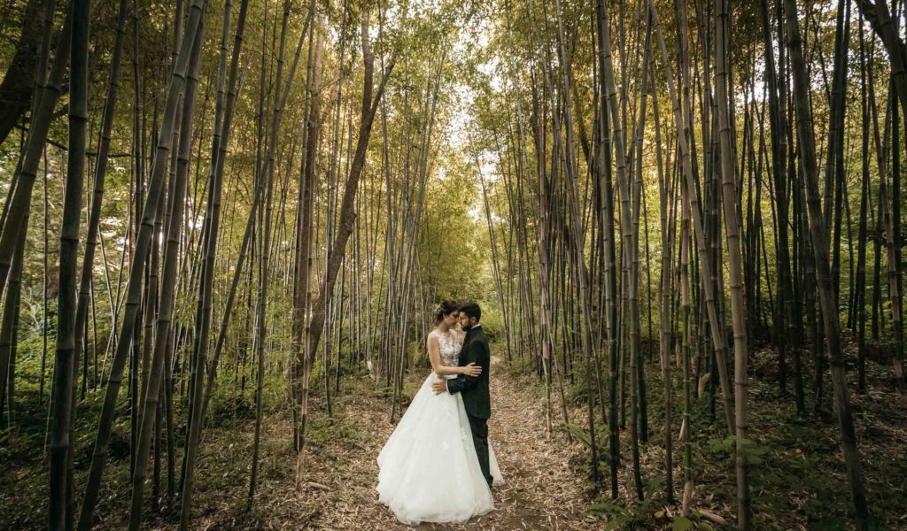 Matrimonio sostenibile: sì, lo voglio ma solo se è green