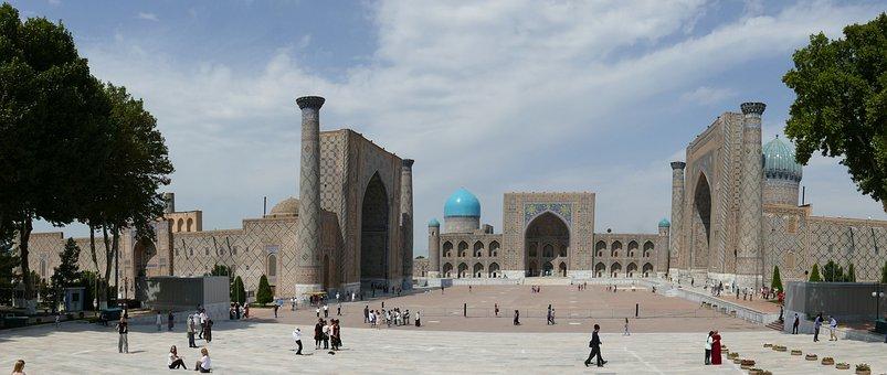viaggio in uzbekistan samarcanda uzbekistan