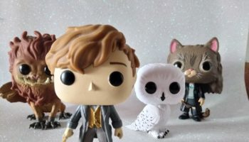 FUNKO POP HARRY POTTER E ANIMALI FANTASTICI