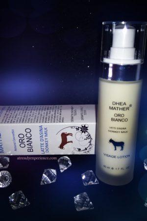 Oro Bianco Dea Mather crema viso al latte d'asina di Sardegna recensione prodotto di atrendyexperience