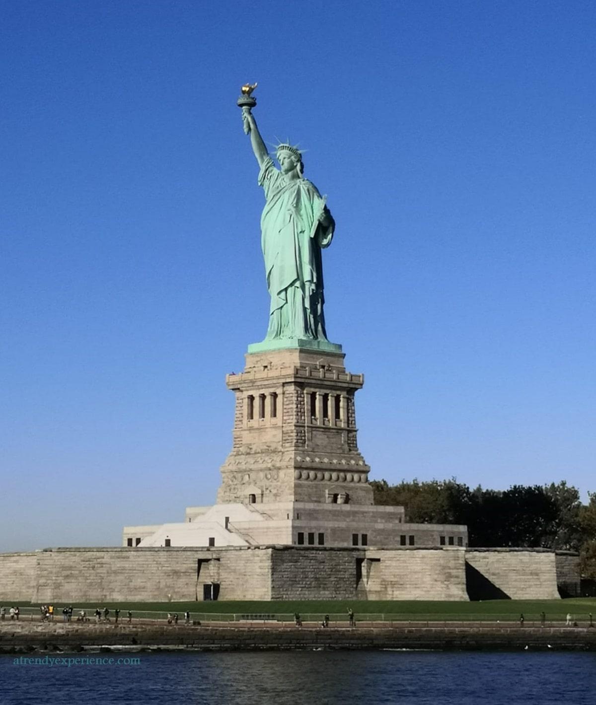 Statua della Libertà Liberty Island New York