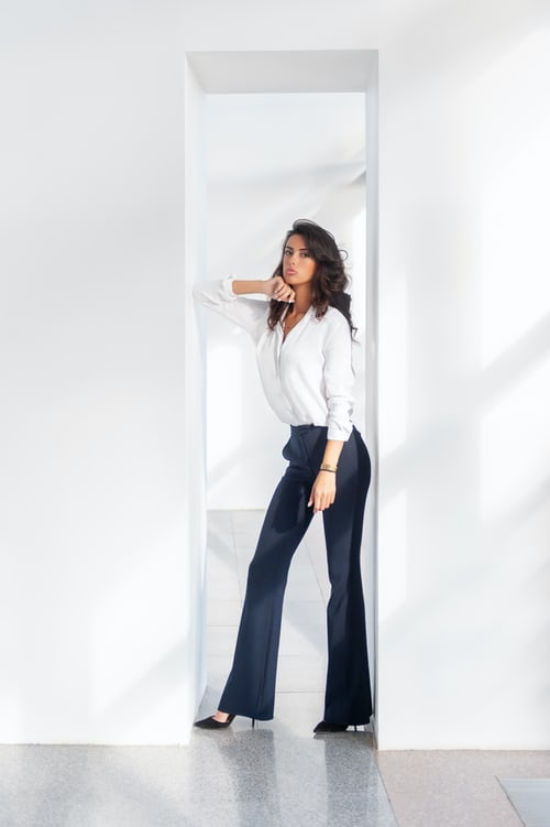 diventare più bella crea un guardaroba minimal chic